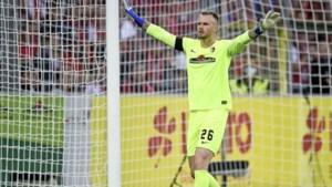 Doelman Mark Flekken voor het eerst opgeroepen voor Nederlands elftal