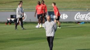 Belgische bondscoach ziet niets in WK voetbal om het jaar