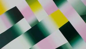 Expositie van abstracte kunst in galerie JoLi in Berg aan de Maas