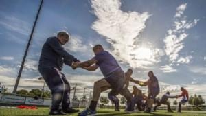 'Grijze Waaghalzen' leven zich uit als warming-up voor miljoenenimpuls in beweegpark Oirsbeek
