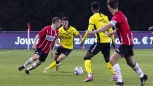 VVV komt zwakke eerste helft en domme penalty niet te boven in Eindhoven
