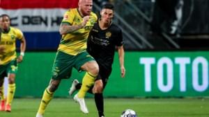 ADO-spits Thomas Verheydt kijkt uit naar weerzien  met MVV: 'Eén fan heeft me al vlaai beloofd'