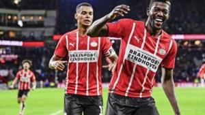 PSV pas in de slotfase voorbij Sparta