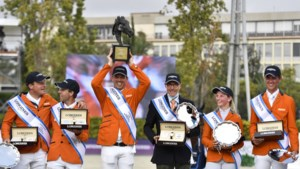 Sanne Thijssen wint Nations Cup met Nederlandse springruiters
