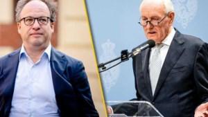 Remkes (VVD) en Koolmees (D66) nieuwe informateurs
