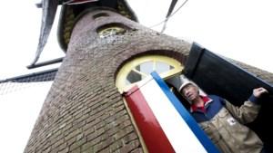 In de kap van de molen in Weert was Gerie Fijen altijd even 'dicht bij God'
