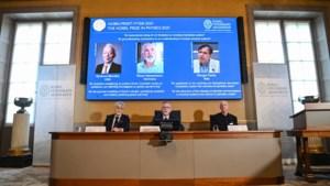 Nobelprijs Natuurkunde voor Amerikaan, Duitser en Italiaan