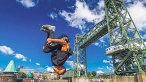 Liziano springt van gebouwen en Jeanine duikt tientallen meters diep: 'Je moet een beetje gek zijn in je hoofd'
