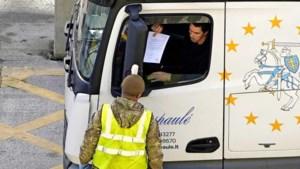 Vrachtwagenchauffeurs niet happig op job in Verenigd Koninkrijk