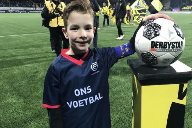 De Fan of the Match van FC Robinstijn is weer terug in De Koel