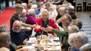 Lunch voor ouderen in Franciscus Huis Weert 'uitverkocht'