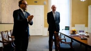 Remkes over kabinetsonderhandelingen: het wordt pionieren