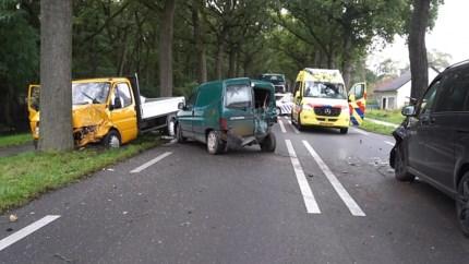 Ravage op N280 na ongeluk bij Swartbroek