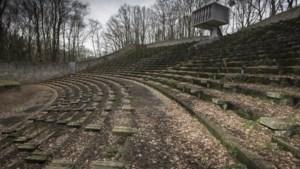 Start restauratie openluchttheater De Lichtenberg in Weert op zijn vroegst in de lente van volgend jaar