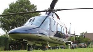 Commerciële helikoptervluchten boven Eijsden-Margraten: gemeente wil het niet, maar het gebeurde toch