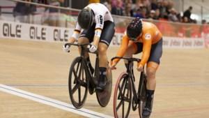 Olympisch kampioene Shanne Braspennincx voor het eerst Europees kampioen op de sprint