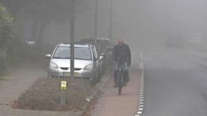IJskoude nacht en dichte mist in aantocht: 'Verkeer potdicht'