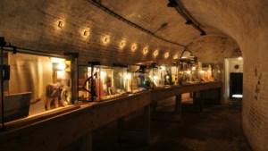 Schuilkeldermuseum in de kazematten is weer open
