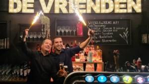 Grand café De Vrienden Heerlen aan Pancratiusplein geopend; na terras ook binnen borrelen