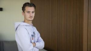 Aaron Bastiaans is nu vaste waarde in Venlo: 'Degradatie VVV kwam voor mij wel goed uit'