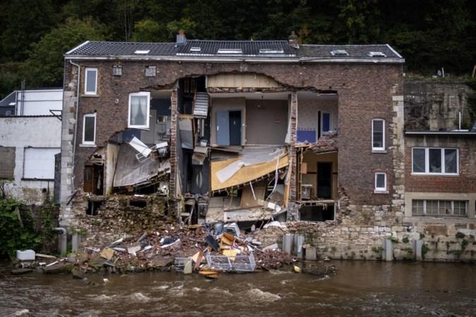 Drie maanden na zondvloed in Eifel en Wallonië zitten duizenden nog in de rats: 'Ik pak de bus om het warm te krijgen'
