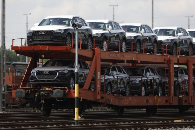 Duitse export daalt voor het eerst in 1,5 jaar