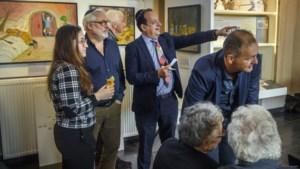 Getekend door de oorlog: schilderijen die Joods jongetje uit Sittard maakte om trauma's te verwerken op expo in Meerssen
