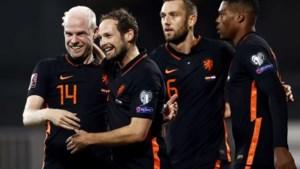 Rapport van Oranje: zes onvoldoendes op strontvervelende avond