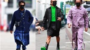 Verstappen en Hamilton ook qua kleding tegenpolen: Wat kosten de peperdure outfits van Lewis?