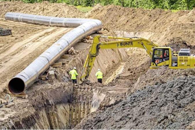 Rusland lachende derde bij stijgende gasprijzen