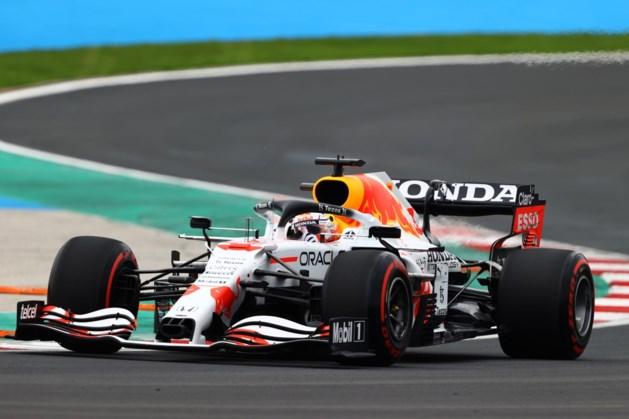 Max Verstappen start Grand Prix van Turkije als tweede: 'Dit was het maximale'
