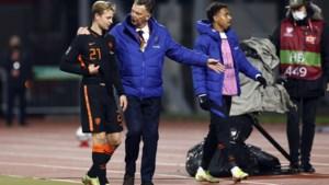 Flets Oranje kan geen vuist maken in Riga
