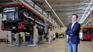 Beursplein 5 is de volgende halte voor bussenbouwer Ebusco
