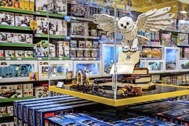 Lego maakt voortaan genderneutraal speelgoed