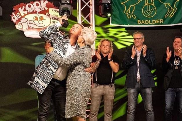 Speciale Kook van Eige Deig voor winnaar Coen Janssen en zijn moeder