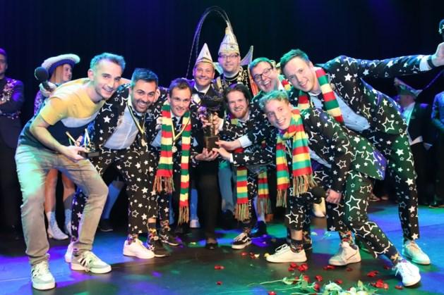 Frank en de Sterren winnaar liedjesavond D'n Dreumel in Horst