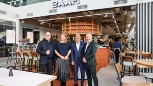 Getroffen ondernemers bij opening Bar Bistro Saam en horecabeurs BBB