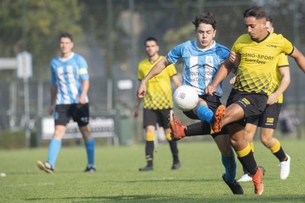 Amateurvoetbal Midden-Limburg: SHH geeft RKVB pak slaag, eerste thuiswinst EVV, Wilhelmina'08 scoort wel, maar wint niet