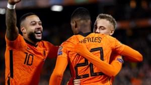 Hiërarchie in 'vriendenteam' Oranje is hersteld