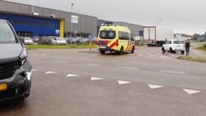 Automobiliste raakt gewond bij ongeluk in Oostrum