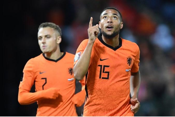Extravagant en vol bravoure bij Oranje: de keuze is reuze op links