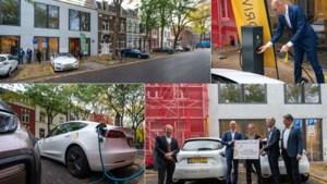 Eerste slimme laadplein in Limburg win-win-situatie