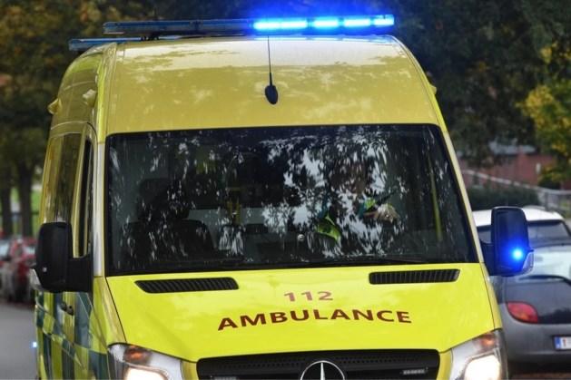 Vrouw (38) overreden door auto van haar echtgenoot in Belgische grensplaats