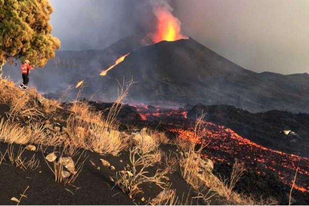 Vulkaanuitbarsting La Palma noopt tot nieuwe evacuaties