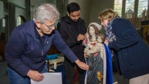 Straks kan iedereen, op elk moment, een kijkje nemen in de kerk van Horn, met een nieuwe Maria als trots