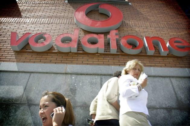 Landelijke storing bij Vodafone: klanten kunnen niet mobiel bellen en internetten