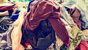 Inzameling oude kleding in Kelpen Oler