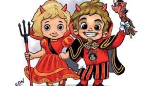 Start verkoop boek 'Kaetelgerich mit Cielke en Baer' als opmaat naar eerste kindertribunaal