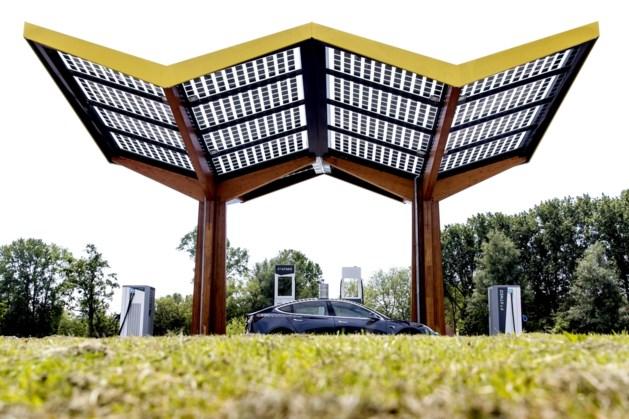 Fastned verdubbelt omzet door toename elektrische auto's