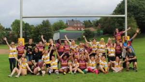 Maastrichtse Rugby Grieten trainen nog; geen team in competitie actief